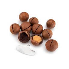 Макадамия орех неочищенный
