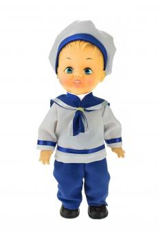 Кукла Андрейка Морячок 27 см