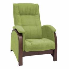 Кресло качалка глайдер Модель G2 зеленое