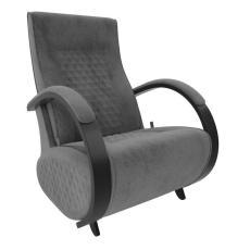 Кресло качалка глайдер Модель G3 серое