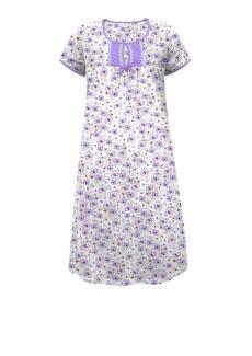 Ночная сорочка Фиолетовые цветы