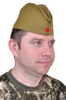 """Пилотка военная """"Диагональ"""""""