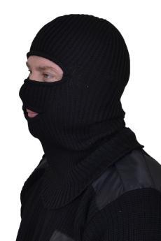 """Шапка-маска """"Черная"""""""