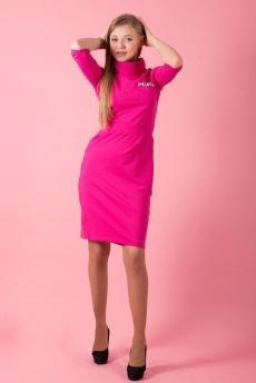Платье П 509 (фуксия)