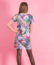 Платье П 185 (цветы)