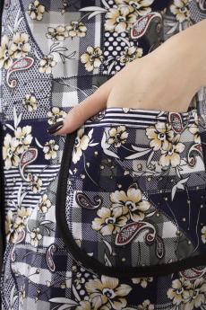 Халат 913 Жанна Цветы
