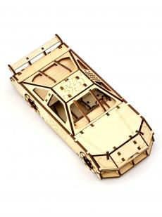 Конструктор «Наскар» 3D гоночный автомобиль