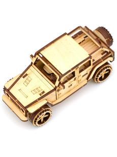 Конструктор автомобиль «Джип Вранглер»