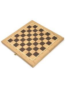 Шахматная доска «Панская» дуб