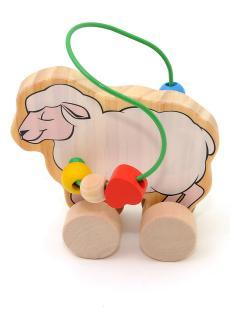 Головоломка-лабиринт «Овца»