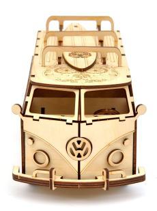 Конструктор автомобиль «Фольцваген фургон»