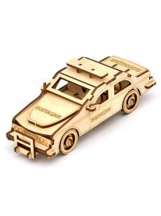 Конструктор «Полиция» 3D автомобиль