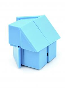 Головоломка «House» синий