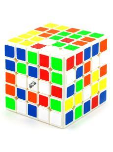 Кубик Рубика «WuShuang» QiYi MoFangGe 5x5x5 белый