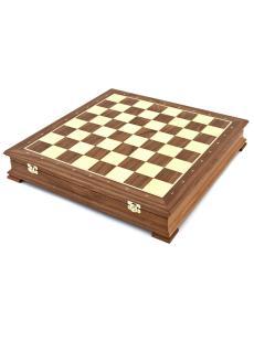Шахматный ларец «Стаунтон» орех