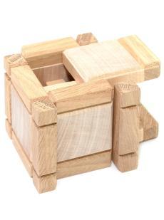 Головоломка «Куб из трёх элементов»