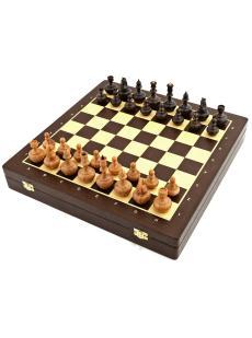 Шахматы «Бочата» ларец классический венге