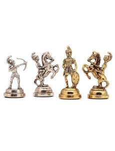Фигуры «Римская империя» металл маленькие