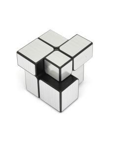 Кубик зеркальный «Mirror cube Yileng» серебристый