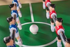 Настольный футбол (кикер) «Maccabi» складной
