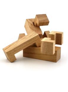 Головоломка «Простейший узел»