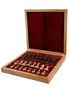 Шахматы «Бочата» ларец дворянский дуб