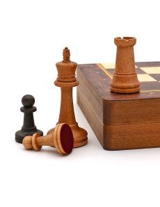 Шахматы «Wood Games»