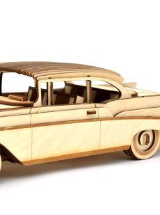 Конструктор автомобиль «Шевроле Bel Air»
