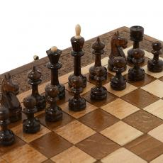 Нарды + шахматы + шашки мастер Карен Халеян 3 в 1 50 см