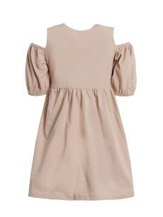 Платье Бекки-1 с шелкографией