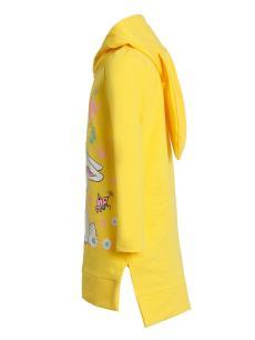 Платье Паинька-2 с шелкографией