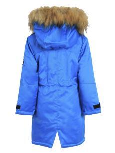 Куртка-парка для девочки Север
