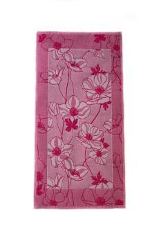 Полотенце кухонное Цветы