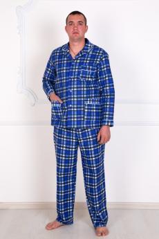 Пижама Фланель мужская