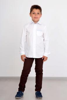 Рубашка Елисей школьная