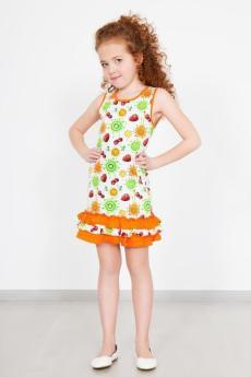 Платье Фрукты