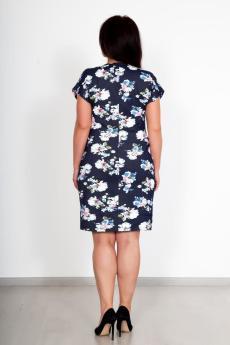 Платье Флок
