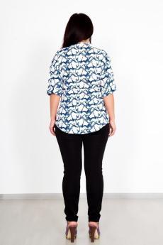 Блуза Кантри