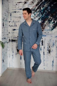 Пижама Фланель мужская С