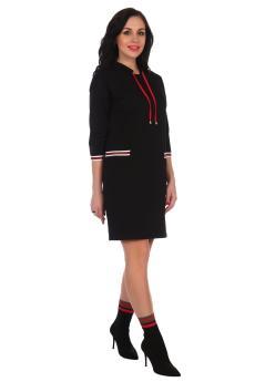 Платье Роксана черный