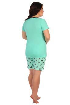 Пижама женская Дриада ментол