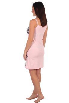 Сорочка Юлианна розовый
