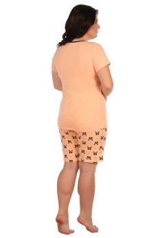 Пижама женская Дриада персик