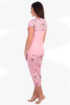Пижама Келли розовый