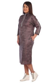 Платье Пандора бордо