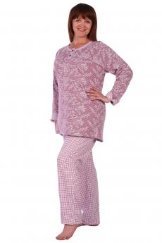 Пижама Тамара сухая роза