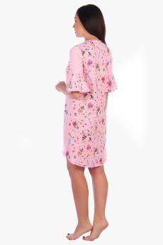 Сорочка Мальта розовый