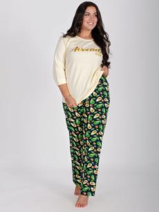 Пижама Хаас, футер начес
