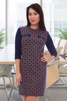 Платье Крапинка