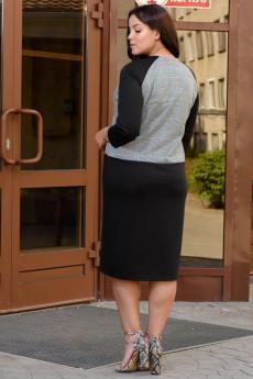 Платье Гюзель